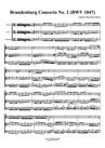 Brandenburg Concerto No. 2