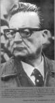 Karaatli, Omer: Poem for Allende