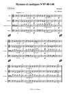 Hymnes et Cantiques N°087-88-148