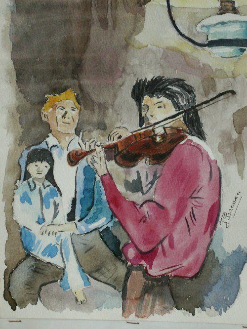Bach, Johann Sebastian: 15 Inventions à 2 Voix N°14 ( bois )