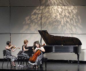 Trio N°2 en Ut mineur