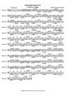 Bovos, Nikos: Bass/Cello Etude No.1