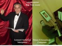 NINOS S GERASIMOS: LEONARDO (composer: Ninos S Gerasimos - Interprenter: Leonard Anderson)