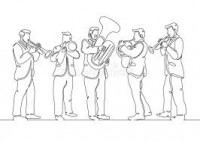 GERASIMOS, NINOS: Flowery happines (brass quintet version)