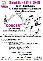 Concert du 6 Avril par EPVN