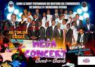 Mega concert