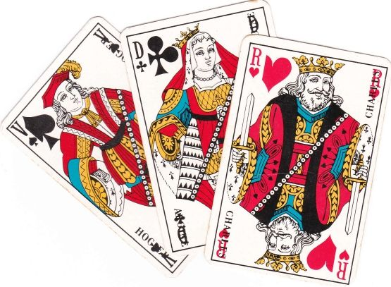 Rose, Philippe: Amours de cartes