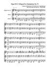 Symphony No 7 - Allegretto