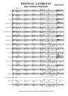 FESTIVAL A ETRETAT pour orchestre d'harmonie