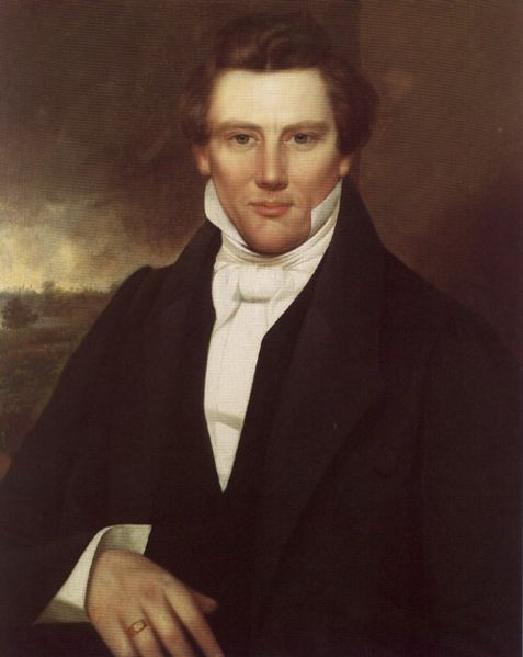 "Nichifor, Serban: ""TRIBUTE TO JOSEPH SMITH, THE AMERICAN PROPHET"""