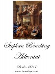 Beneking, Stephan: Adveniat - 24 piano pieces for advent time