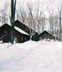 Guinet, Sylvain: Winter on the Fairway Circle