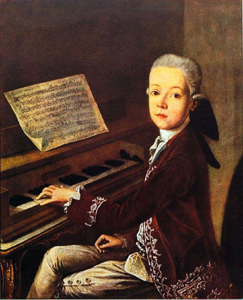 Guinet, Sylvain: Little Mozart (beginner)