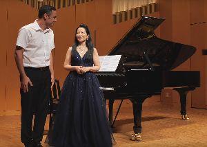Récital de piano au Japon 2018