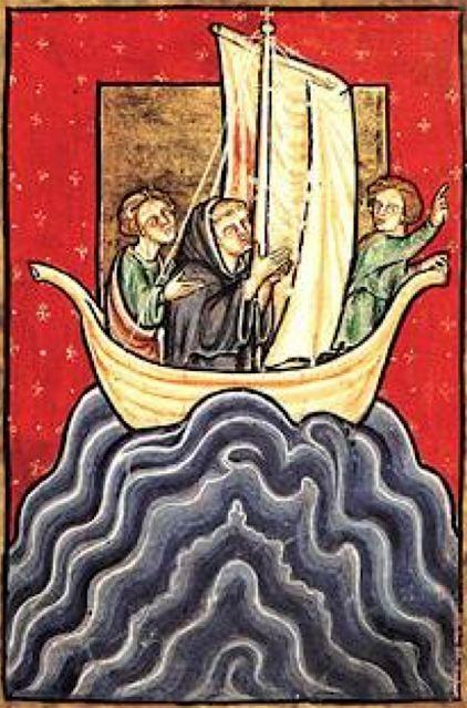 Traditional: Es kommt ein Schiff, geladen