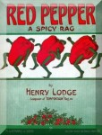 Lodge, Henry: Red Pepper