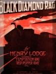 Lodge, Henry: Black Diamond Rag