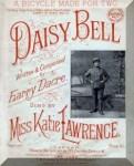 Dacre, Harry: Daisy Bell