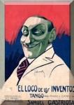 Castriota, Samuel: El loco de los Inventos