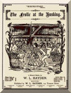 Hayden, Warren Luse: The Frolic at the Husking