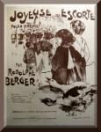 Berger, Rodolphe: Joyeuse Escorte
