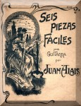 Alais, Juan: 6 Easy Pieces for Guitar