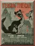 Johnson, Charles Leslie: Teasing the Cat