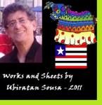 Sousa, Ubiratan: BAPTÊME DE L'EAU