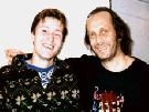 Paco de Lucia and Victor Reny